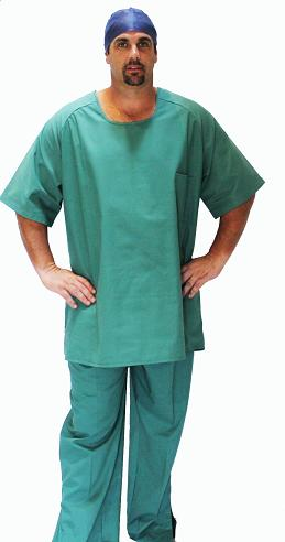 Surgeon's Top and Pants