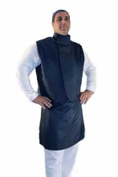 Skirt and Vest Style Apron