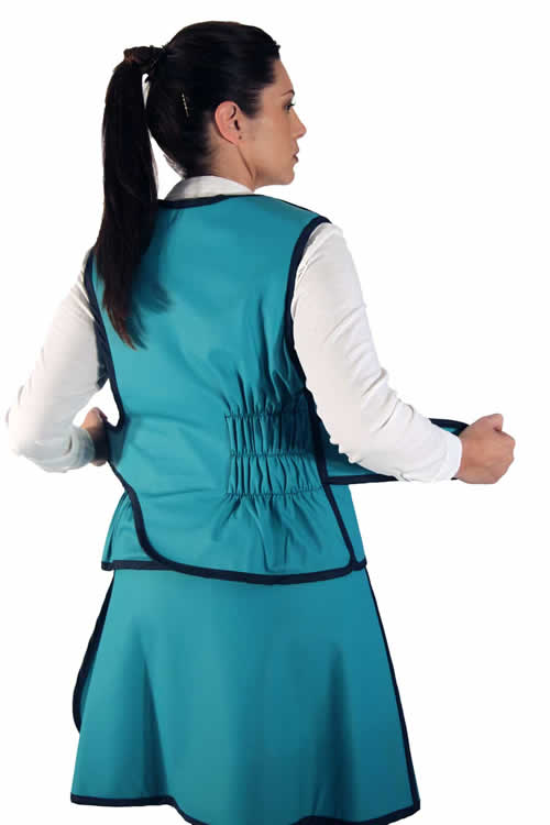 Ultima Style Skirt & Vest Style Apron